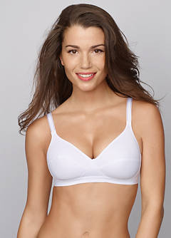 Playtex Pack of 2 Micro Support Bras e3b925c53