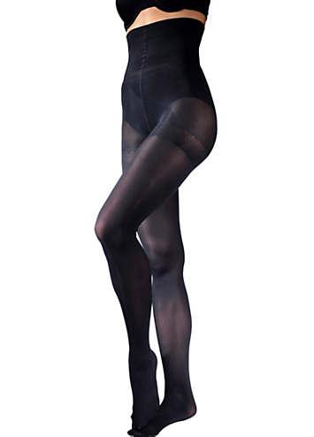 High waisted pantyhose
