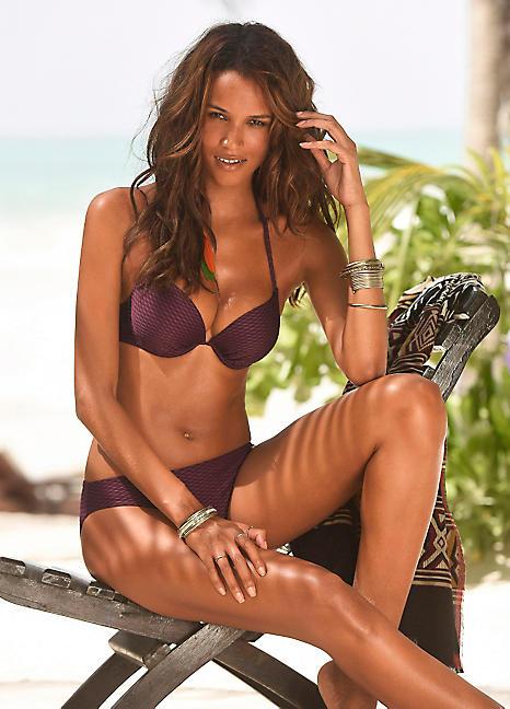 55e6bb7bbb0e4 Bruno Banani Fabulous Textured Push-Up Bikini